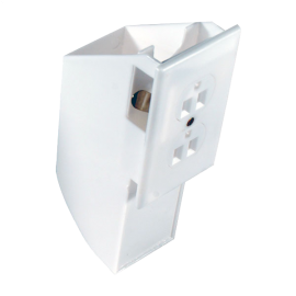 Disguised Wall Outlet