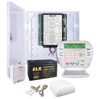 Elk M1 Security & Automation